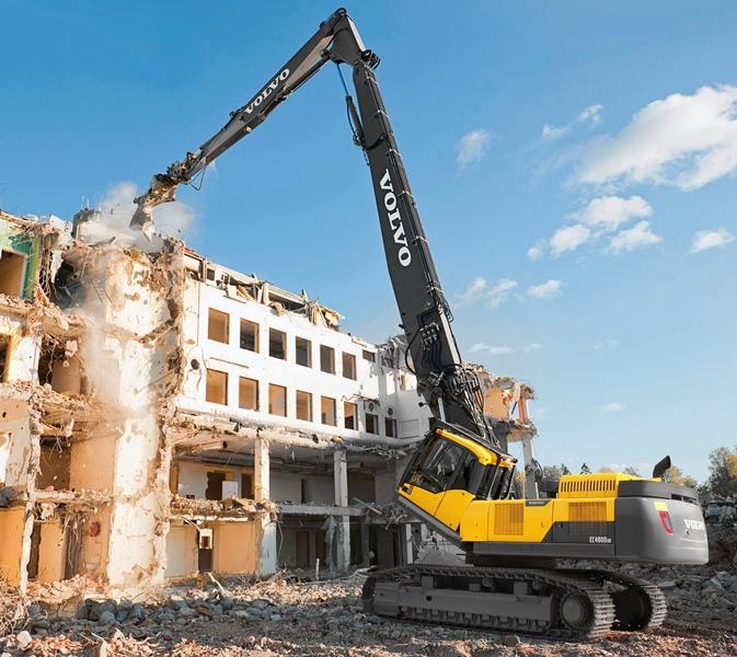 Събаряне на здание