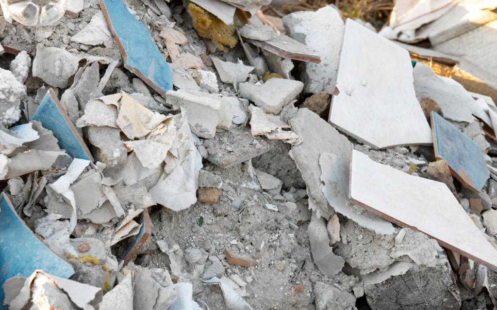 Вид строителни отпадъци